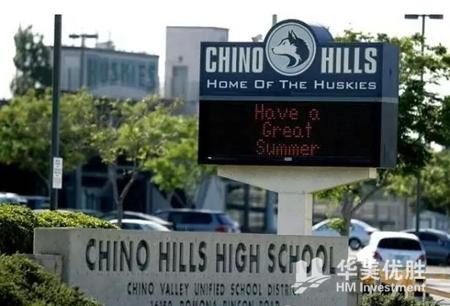 Chino Hills City, Los Angeles